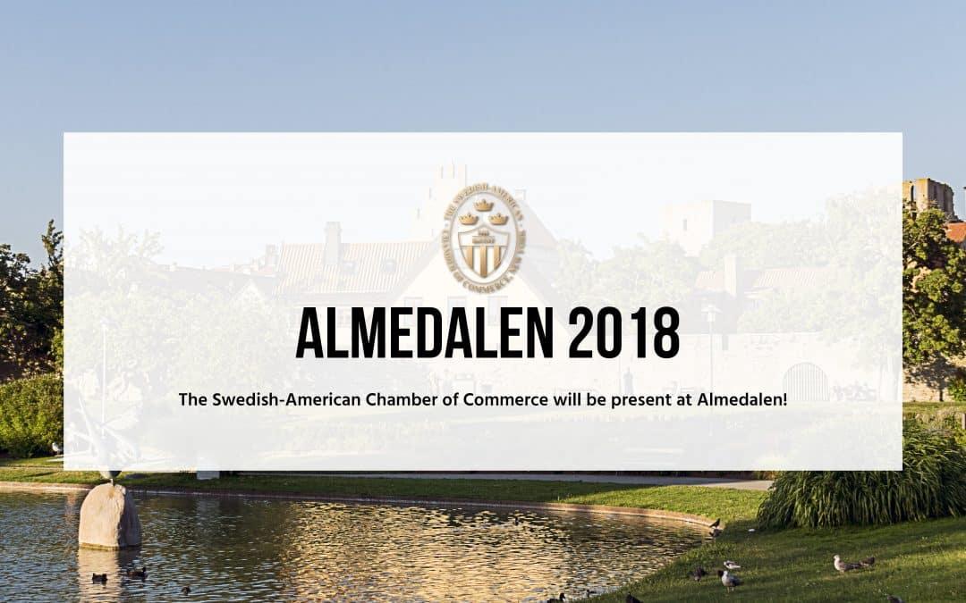 SACCNY at Almedalen 2018