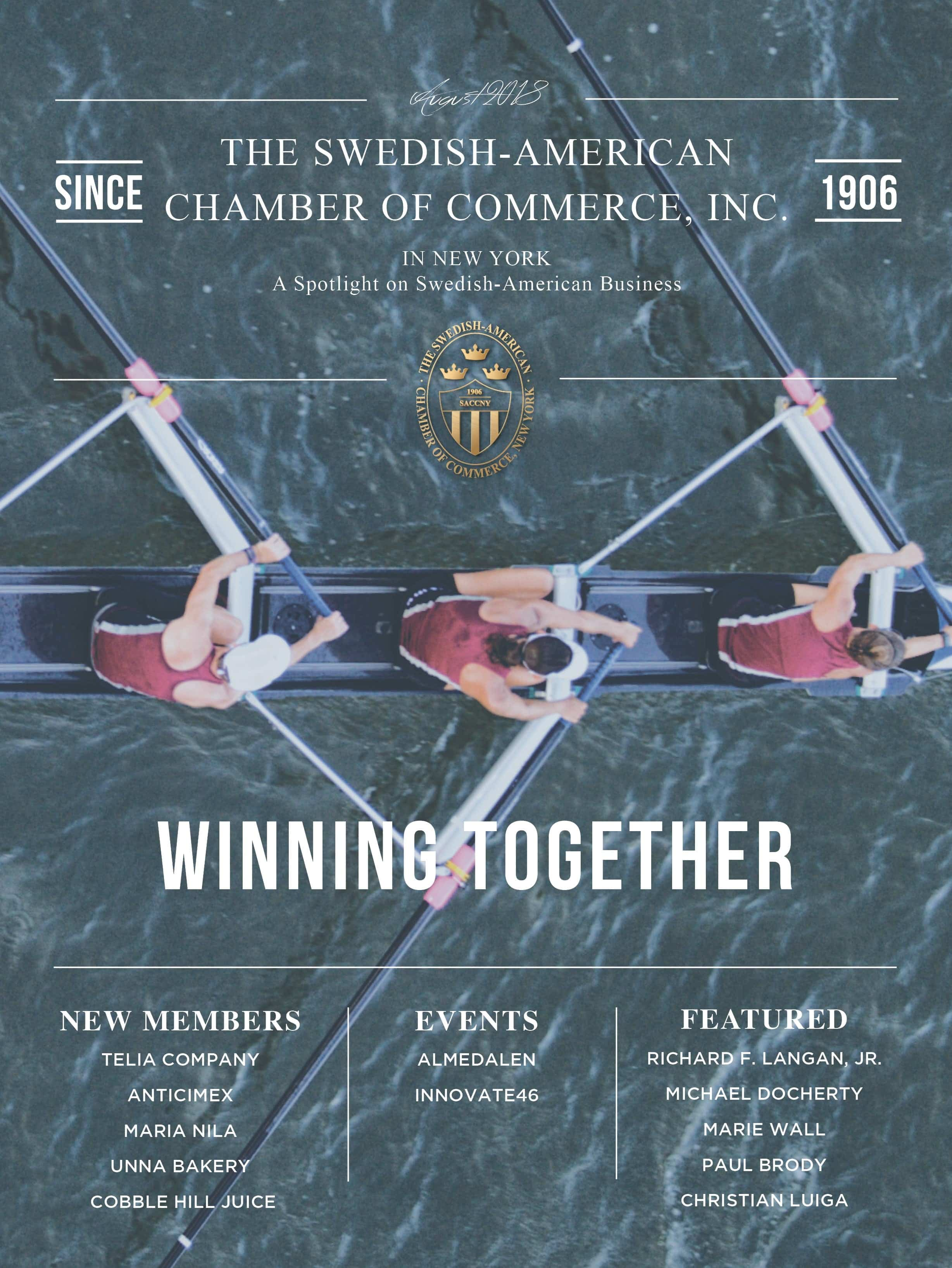 Publications | Swedish American Chamber of Commerce in New York