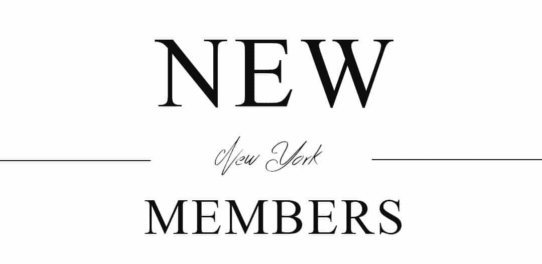New Bronze Members