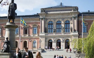 2020 Fellow Recipients of Uppsala University's Joint Scholarship with SACCNY