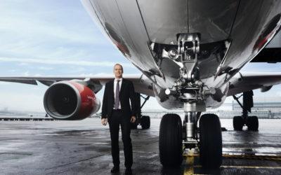 CEO One-on-One: Rickard Gustafson, CEO, SAS Sweden