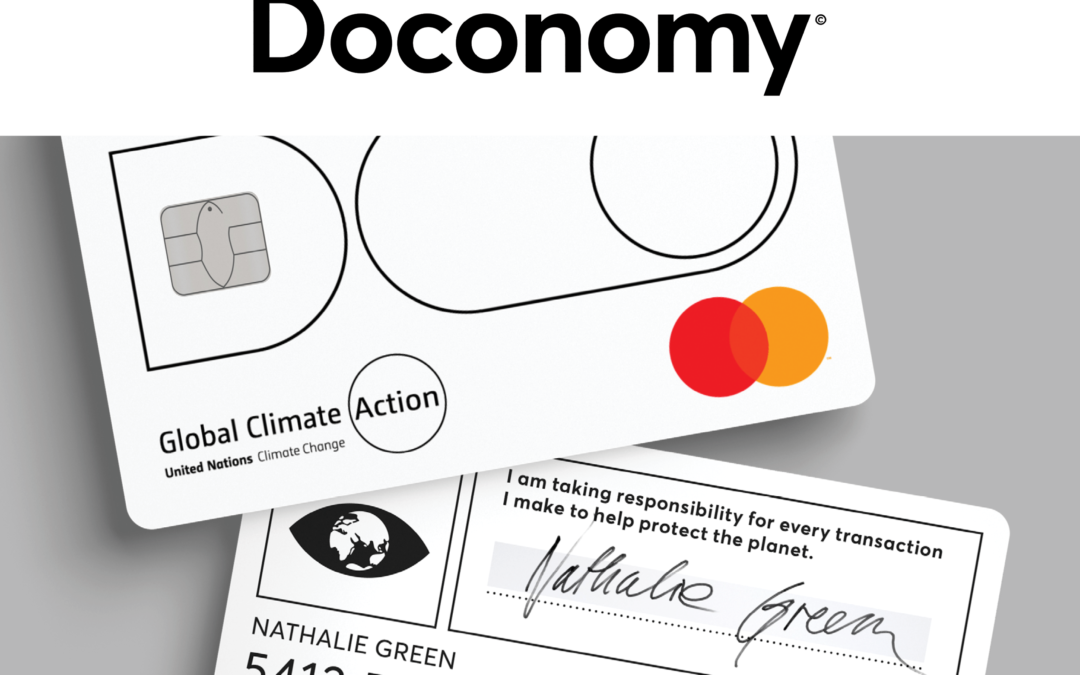 New SACCNY Business Member: Doconomy – building an ecosystem of green digital solutions to enable all to build back better