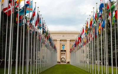 UN Sustainable Development Goals: COVID-19 and the Decade of Action