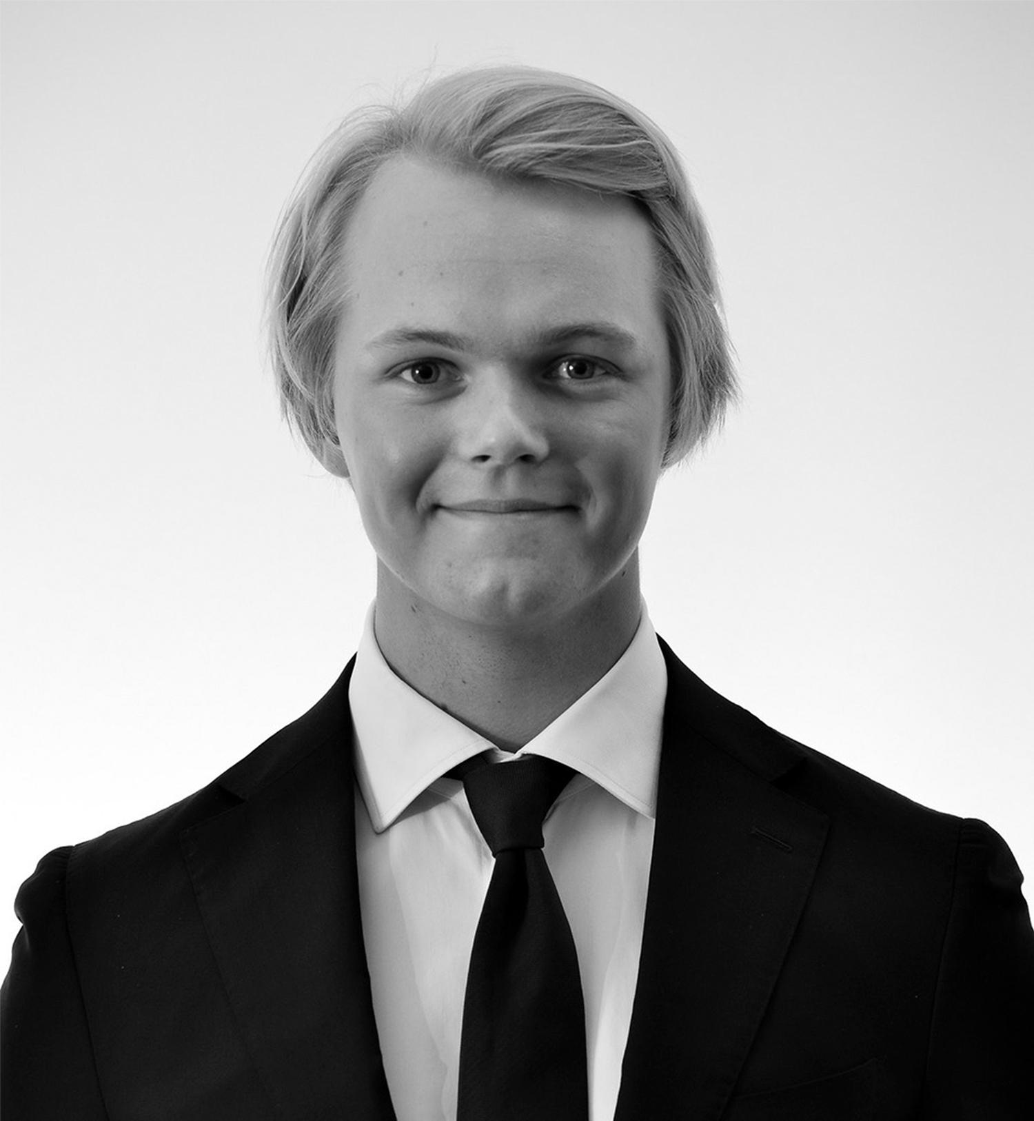 Nicholas Stael von Holstein